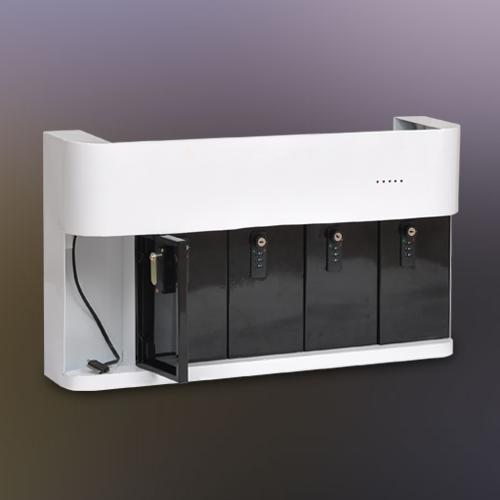 Вариант изготовления шкафчика для зарядки сотовых телефонов